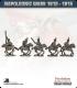 10mm Napoleonic Wars (1812-15): KGL Hussars (with command)