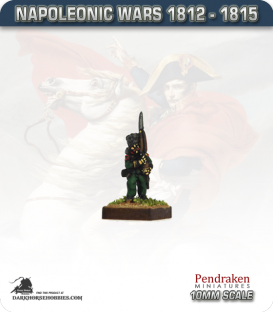 10mm Napoleonic Wars (1812-15): Nassau Light Infantry / Grenadier