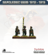 10mm Napoleonic Wars (1812-15): Nassau Light Infantry Command