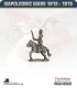 10mm Napoleonic Wars (1812-15): Prussian Guard Mounted Officers