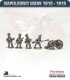 10mm Napoleonic Wars (1812-15): Prussian 6pdr Guns (with horse crew)