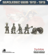 10mm Napoleonic Wars (1812-15): Prussian 7in Howitzers (with horse crew)