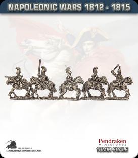10mm Napoleonic Wars (1812-15): Prussian Cuirassiers