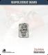 10mm Napoleonic Wars: Austrian Casualties in Helmet