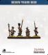 10mm Seven Years War: Austrian Tricorn Foot - March Attack