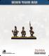 10mm Seven Years War: Austrian Grenadier - March Attack