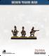 10mm Seven Years War: Austrian Grenadier - Firing