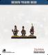 10mm Seven Years War: Austrian Grenadier - Port Fire