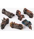 Dropzone Commander: Resistance - Gun Technicals