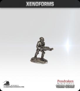 10mm Sci-Fi Xenoforms: Termination Cyborgs