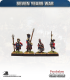 10mm Seven Years War: British Tricorn Foot - March Attack