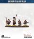 10mm Seven Years War: British Tricorn Foot - Advancing