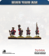 10mm Seven Years War: British Grenadier Foot - March Attack
