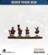 10mm Seven Years War: British Grenadier Foot - Marching