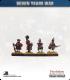 10mm Seven Years War: British Grenadier Foot - Advancing