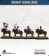 10mm Seven Years War: Austrian Mounted Grenadiers