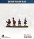 10mm Seven Years War: British Grenadier Foot - Port Fire