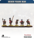 10mm Seven Years War: British Scots Advancing