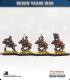 10mm Seven Years War: British Light Dragoons