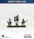 10mm Seven Years War: French Grenadier Foot - Firing