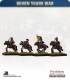 10mm Seven Years War: French Hussars