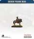 10mm Seven Years War: French Field Officers