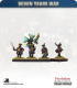 10mm Seven Years War: Prussian Tricorn Foot - Marching