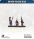 10mm Seven Years War: Prussian Grenadier Foot - March Attack