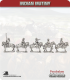 10mm Indian Mutiny: British Cavalry in Tunic and Pugree