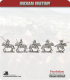 10mm Indian Mutiny: British Punjabi Cavalry