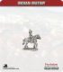 10mm Indian Mutiny: British Mounted Officers