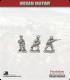 10mm Indian Mutiny: Mutineers - Barkandaze feudal matchlockmen