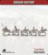 10mm Indian Mutiny: Mutineers - Bengal Light Cavalry in Civilian Dress