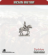 10mm Indian Mutiny: Mutineers - Mounted Leaders