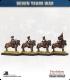 10mm Seven Years War: Prussian Cuirassiers