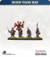 10mm Seven Years War: Prussian Fusilier Foot - March Attack
