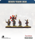 10mm Seven Years War: Prussian Fusilier Foot - Marching