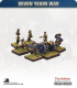 10mm Seven Years War: Prussian 7lb Howitzer with Limber, Horses and Crew