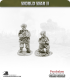 10mm World War II: British - Airborne Officers pack