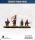 10mm Seven Years War: Russian Grenadier Foot - Advancing (in waistcoat)
