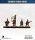 10mm Seven Years War: Russian Grenadier Foot - Firing (in waistcoat)