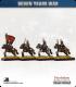 10mm Seven Years War: Russian Horse Grenadiers (in winter coat)