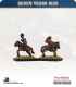 10mm Seven Years War: General and ADC