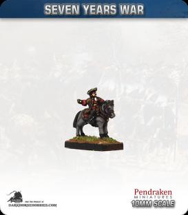 10mm Seven Years War: Gen. Baron Gideon Ernst von Laudon