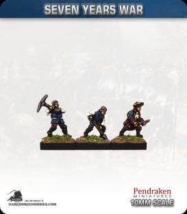 10mm Seven Years War: Pioneers