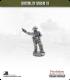 10mm World War II: British - Home Guard/Civ Officer w/ Pistol
