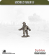 10mm World War II: British - Officer in Mk III (turtle helmet)