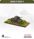 10mm World War II: British - A17 Light tank Mk VII (Tetrarch)