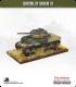 10mm World War II: British - M4A1 Sherman tank - 75mm