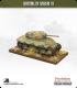 10mm World War II: British - M4A1 Sherman tank - 75mm (turret back box)